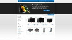 Samsung webshop
