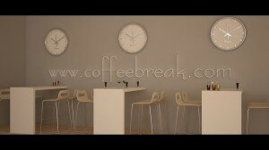 Project: Contemporary Cafe - scene 2